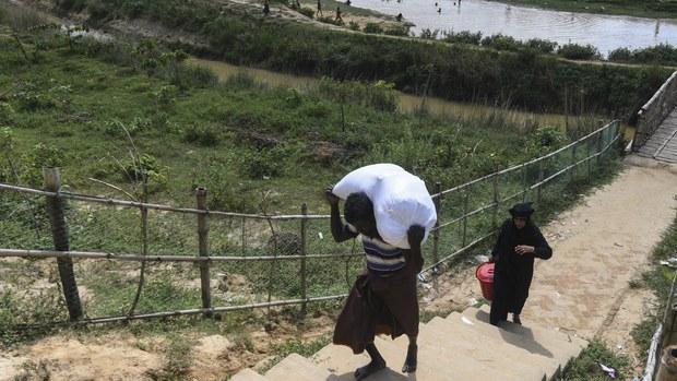 করোনাভাইরাস: এ মাসেই শুরু হবে রোহিঙ্গাদের টিকাদান কর্মসূচি