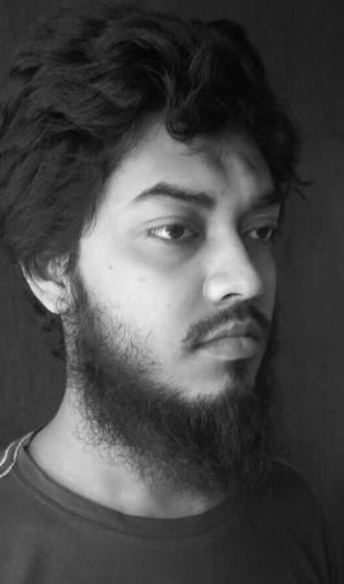 রাশেদুল ইসলাম ওরফে র্যাশ। ফাইল ছবি। [সৌজন্যে: বাংলাদেশ পুলিশ]