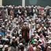 তাবলিগ জামাতের কেন্দ্রীয় নেতা মাওলানা মোহাম্মদ সাদ কান্দালভীর আগমনের বিরোধিতা করে বৃহস্পতিবার রাজধানীর বায়তুল মোকাররম মসজিদের পাশে বিক্ষোভ প্রদর্শন করে সংগঠনটির একাংশের কর্মীরা।