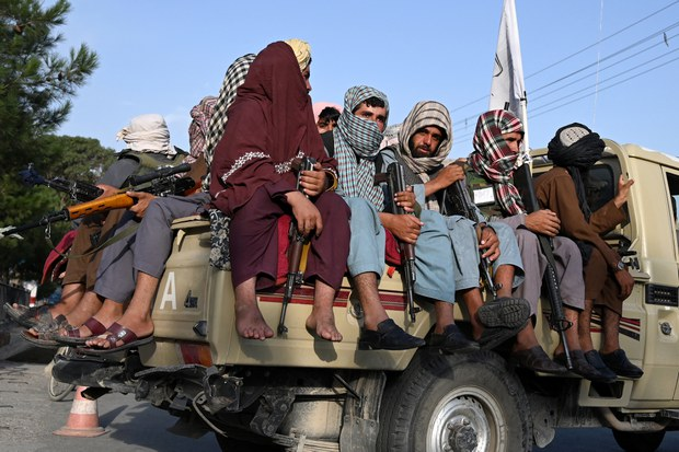 For Indonesia's Terror Groups, Taliban Victory Models Long-Term Success