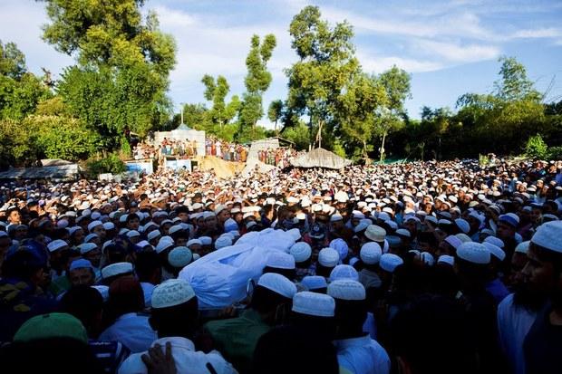 Bangladesh Police Arrest Suspect in Rohingya Leader's Killing