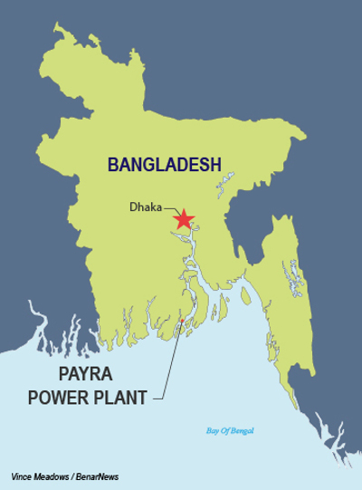 Chinese Worker Killed at Power Plant Brawl in Bangladesh