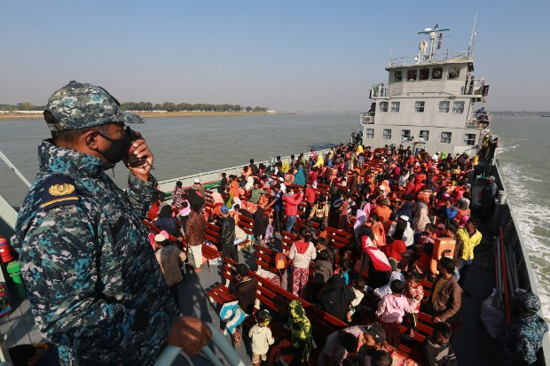 Next Myanmar-Bangladesh-China Meeting on Rohingya Repatriation Set for Jan. 19