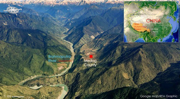 Bangladeshi Experts Voice Concerns about Chinese Plans for Dam on Brahmaputra's Upper Reaches