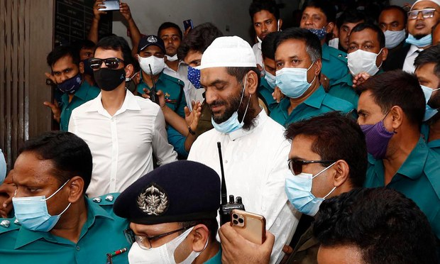 Bangladesh Police to Question Leader of Hardline Muslim Group