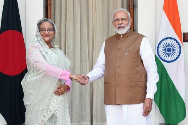 Bangladesh PM Again Urges India to Sign Teesta Water-Sharing Deal
