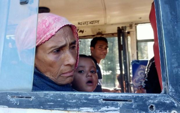 Bangladesh to Start Sending Rohingya Refugees to Remote Island This Week