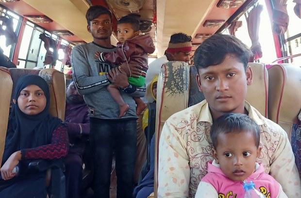 Bangladesh Begins Moving Second Batch of Rohingya Refugees to Remote Island