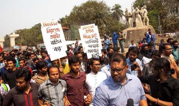 Bangladesh Must Suspend Digital Security Act, UN Rights Chief Says