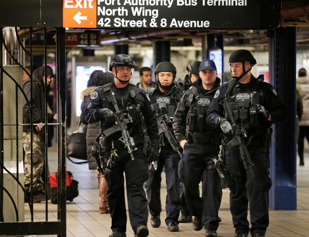 New York: Bangladeshi Subway Bomber Sentenced to Life Plus 30 Years