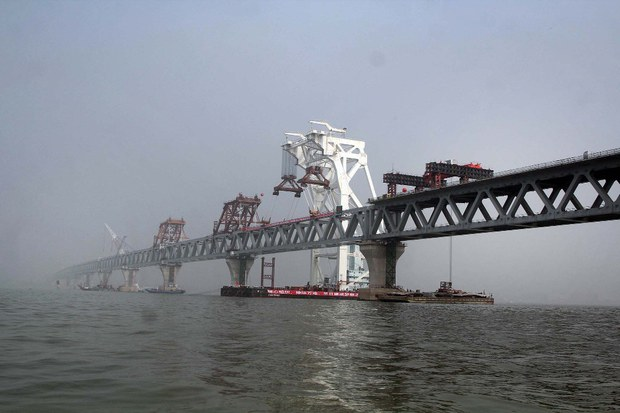 Bangladesh: Padma Bridge Completion Pushed Back Another Year