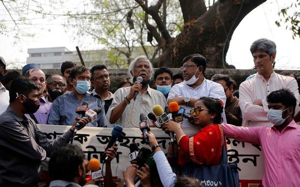 Bangladesh: Hundreds in Jail Await Hearings before Cyber Tribunal