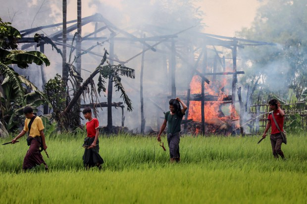 US Judge: Facebook Must Release Content Linked to Rohingya Genocide in Myanmar