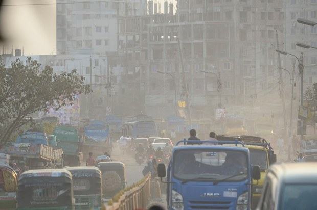 Report: Air Pollution May Decrease Life Expectancy in Bangladesh, Southeast Asia