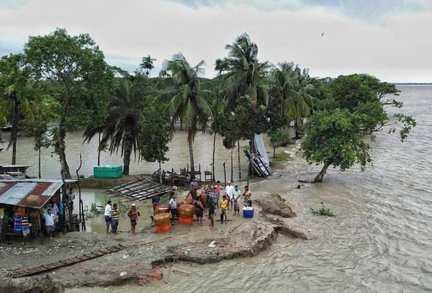 Climate Report: Rising Seas Could Displace 1.3M Bangladeshis