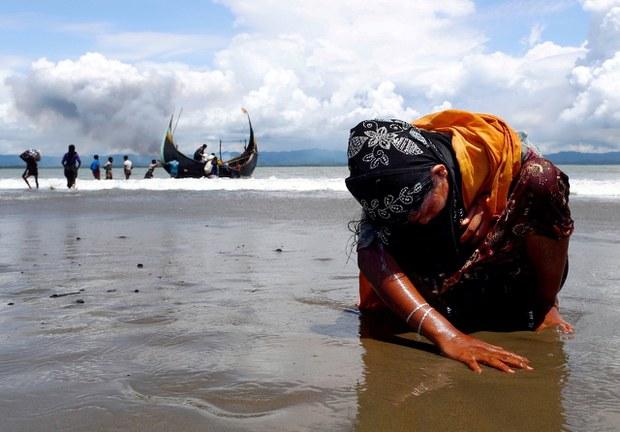 4 Years After Fleeing Myanmar, Rohingya Still Risk Death Seeking a Better Life