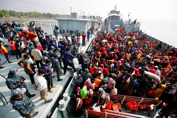 UN: Still No Permission from Bangladesh to Access Rohingya Island