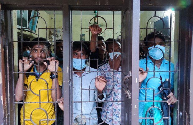 Bangladesh Sees Rise in Rohingya Fleeing Cox's Bazar Camps