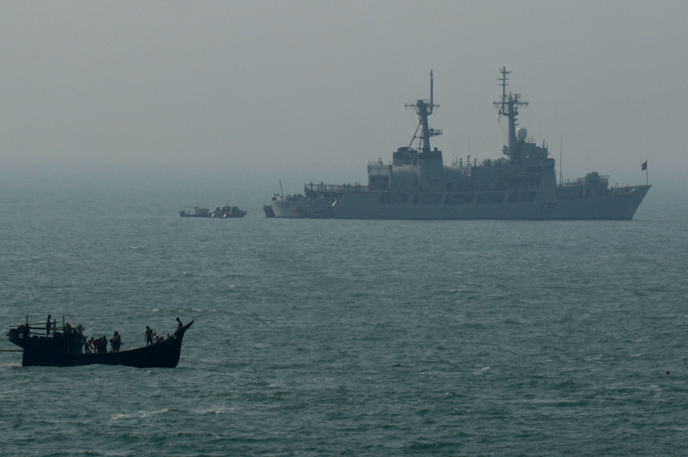 China To Help Bangladesh Build Submarine Base Senior Official Says