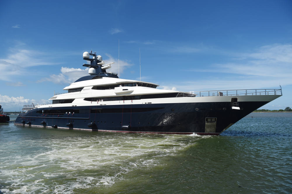 Jakarta court rules against seizure of luxury Equanimity yacht