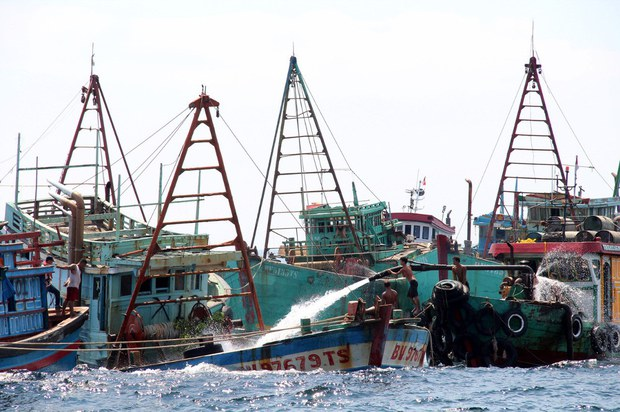 Technologies Can Help Southeast Asia Fight Illegal Sea Activity, Report Says