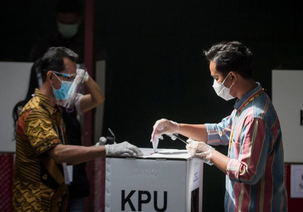 Indonesia: President's Son Appears to be Winner in Solo City Mayoral Race