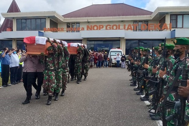 Internet Blackout in Indonesia's Papua Hampers Media Reporting on Conflict, Activists Say