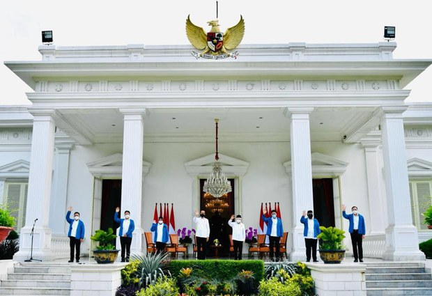 Indonesian President Sacks Health Minister, 5 Others in Cabinet Reshuffle