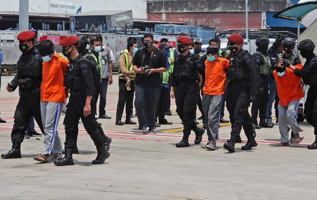 Indonesian Police Snare 50 Jemaah Islamiyah Suspects in Past Month
