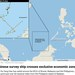 China Survey Ship Leaves Indonesian EEZ but Another Appears off Malaysia