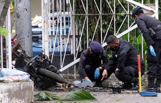 Indonesian Police Fly Dozens of Suspected JAD Militants to Jakarta