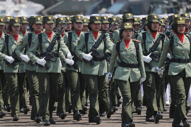 Indonesian Military Still Using 'Virginity Tests' for Female Recruits, Spokesman Says