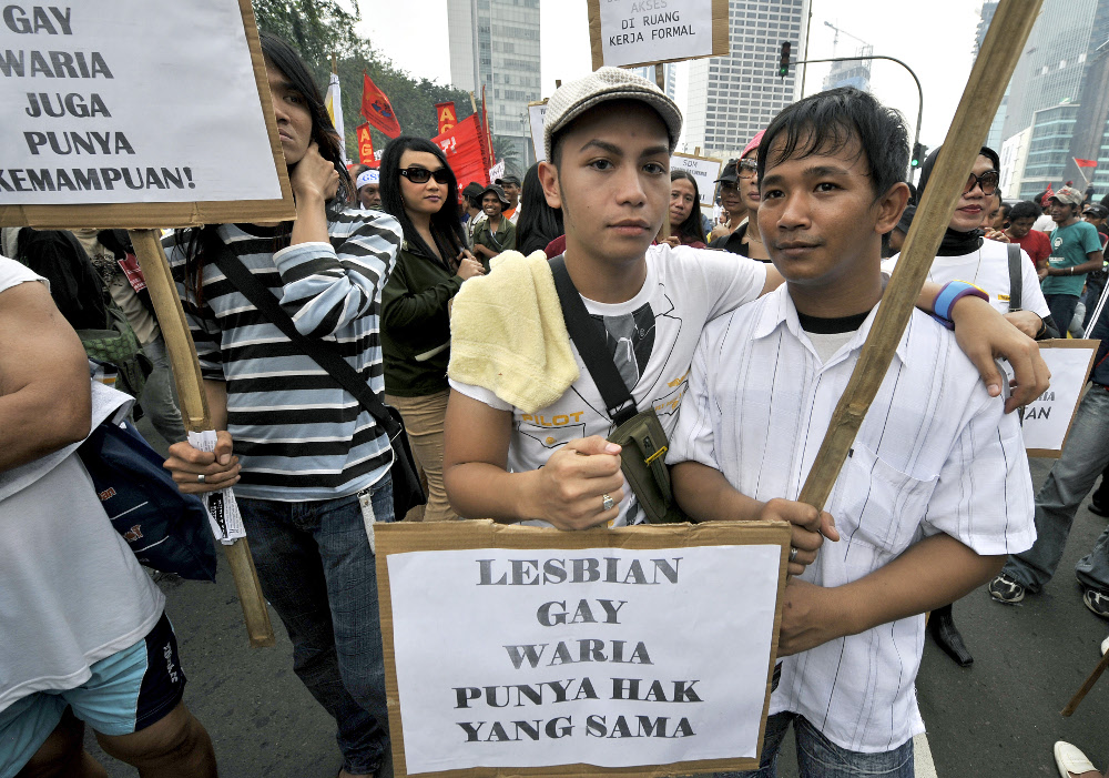 indonesian clerics fatwa gays