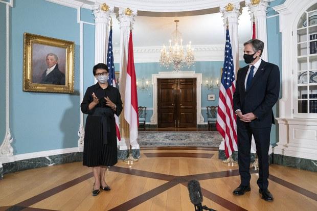 Indonesia Starts 'New Era' With US as Washington Courts Southeast Asia