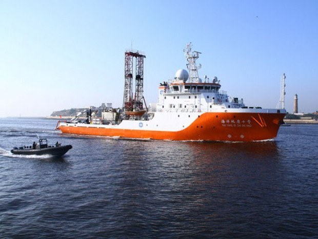 Chinese Survey Ship Lingers in Indonesian EEZ, Data Shows