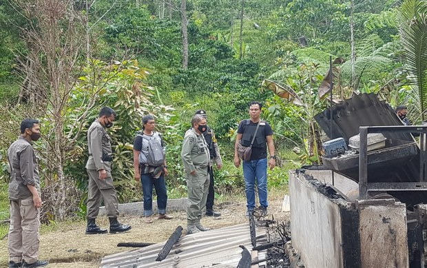 Indonesian President Condemns Sulawesi Killings
