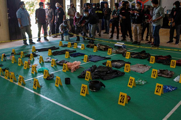 Indonesian Analysts: MIT Leader's Killing May Bring about Militant Group's Demise