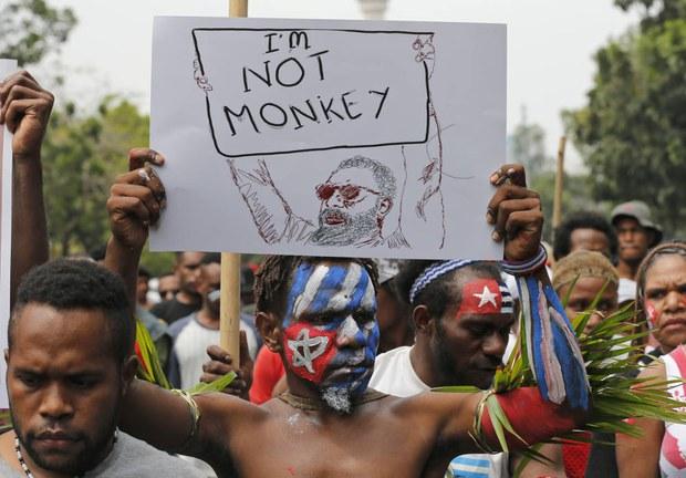 Indonesia: Police Investigate Politician's Facebook Post Mocking Papua Activist