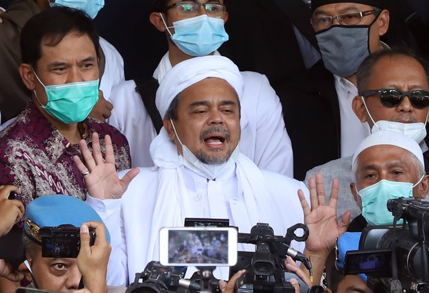 Indonesian Police: 4 Supporters of Firebrand Cleric were Killed while in Custody