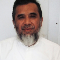 Encep Nurjamen (also known as Hambali) is shown in an undated photo provided by the Federal Public Defenders Office, at the U.S. base in Guantanamo Bay, Cuba.