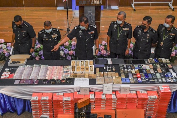 US Sanctions Help Crack Malaysian Crime Ring