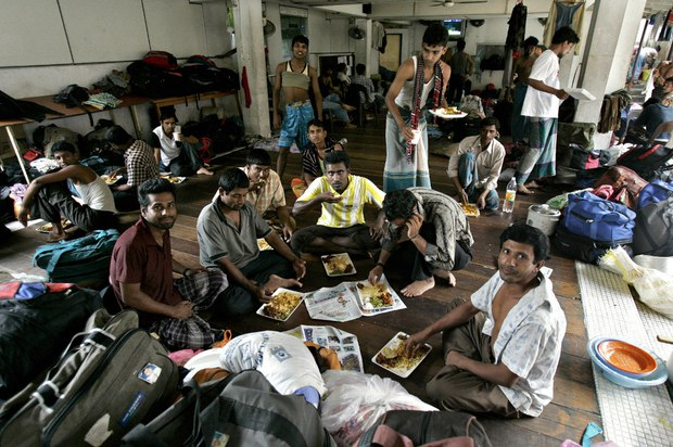 Malaysia Expresses 'Shock' over Bangladesh Embassy's Jobs Portal for Undocumented Workers