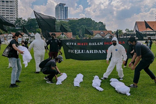 Many Malaysians Upset Over 'Confusing' Lockdowns, Rising Infections