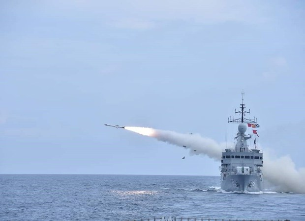 Analysts: Malaysia's Navy Drill Sends Strong Message to South China Sea Claimants