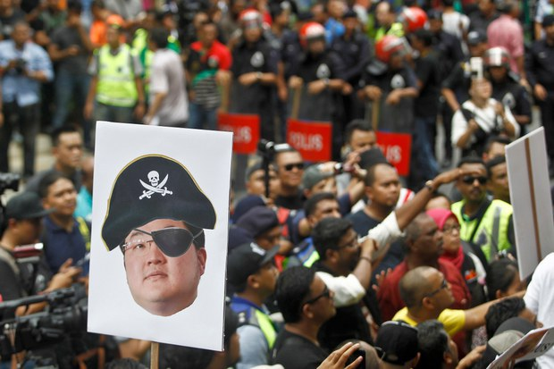 Malaysian Jho Low Charged for Lobbying US to Return Chinese Dissident