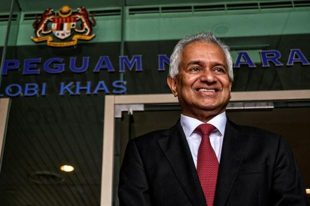 Malaysian Police Investigate Ex-Attorney General over Memoir