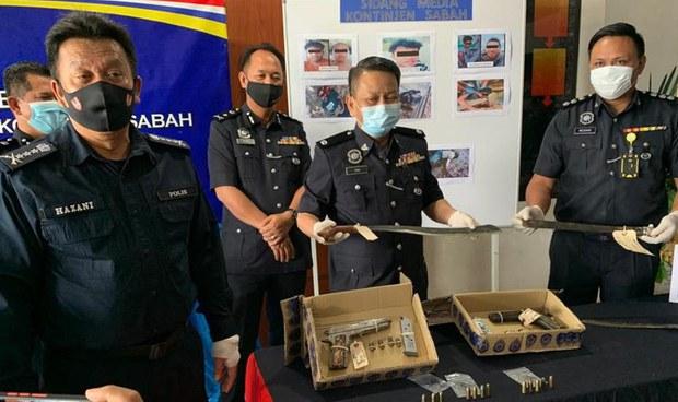 5 IS-linked Filipino Militants Killed in Sabah Shootout, Malaysian Police Say