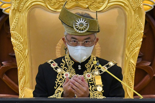 In Setback for PM, Malaysia's King Says Parliament Can Meet During Emergency