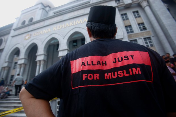 Malaysian Govt Appeals Ruling Allowing Christians to use 'Allah' in Publications