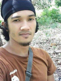 Mundi Sawadjaan [Handout photo provided by Philippine National Police]